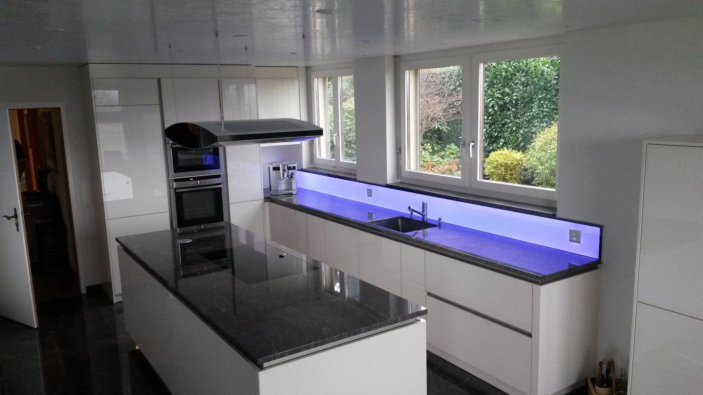 Küchen Deko led rgb küchen deko für das besondere ambiente