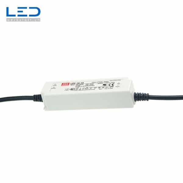 MeanWell LPF-16-15, PowerSupply, Travo, Konverter, Netzteil