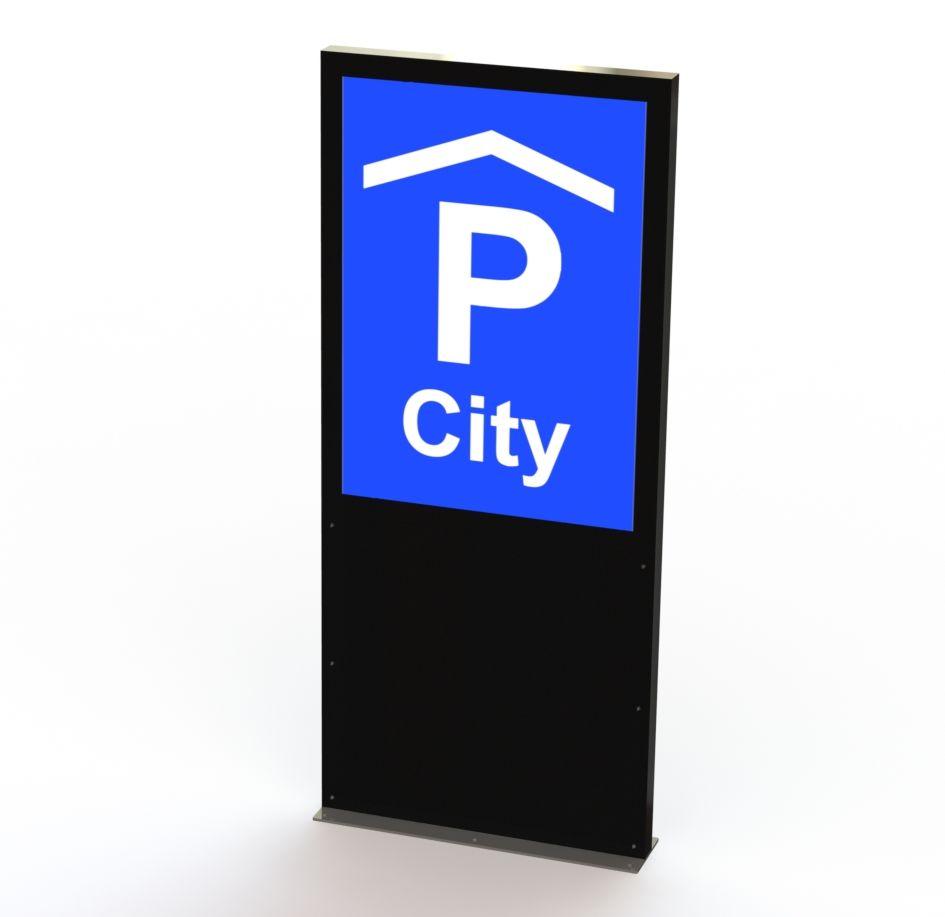 Panneau publicitaire, Totem publicitaire, Leuchtreklame, Leuchtwerbung, LED-Pylonen, LED-Stelen, Werbesäule, Firmenbesriftung, Signalisation, Plakatwerbung