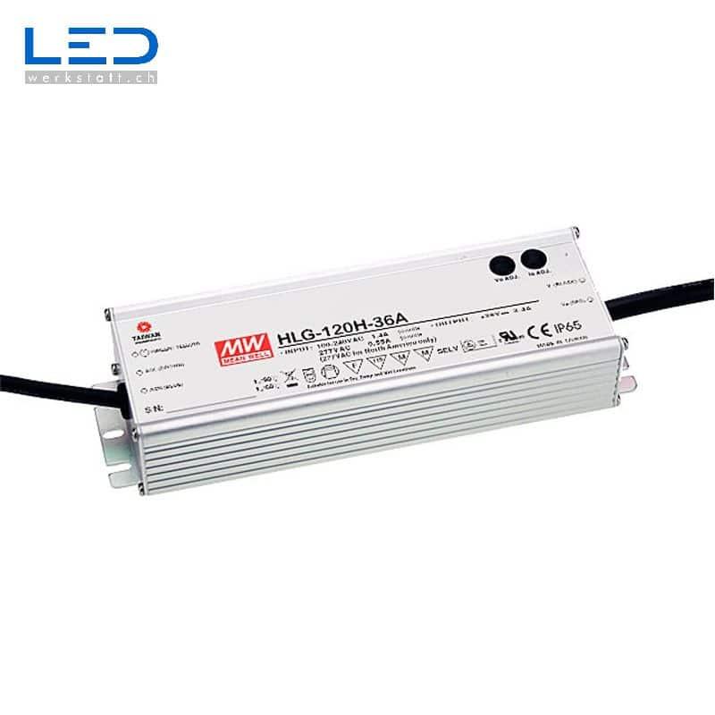 Bildergebnis für MeanWell HLG-120H PowerSupply, Travo, Konverter, Netzteil