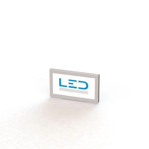 LED Leuchtschild 25 x 75cm, Panneaux Publicitaires, insegne pubblicitarie, Advertising signs