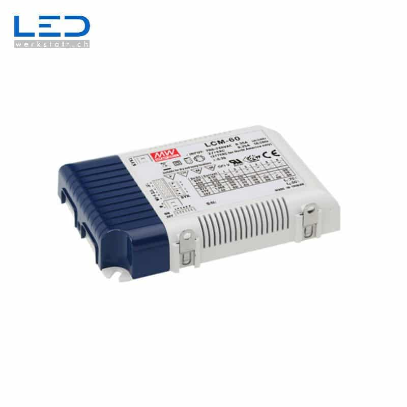 Bildergebnis für MeanWell LCM-60 LED PowerSupply, Konverter, Trafo, LED Netzteile mit CE Zertifikat