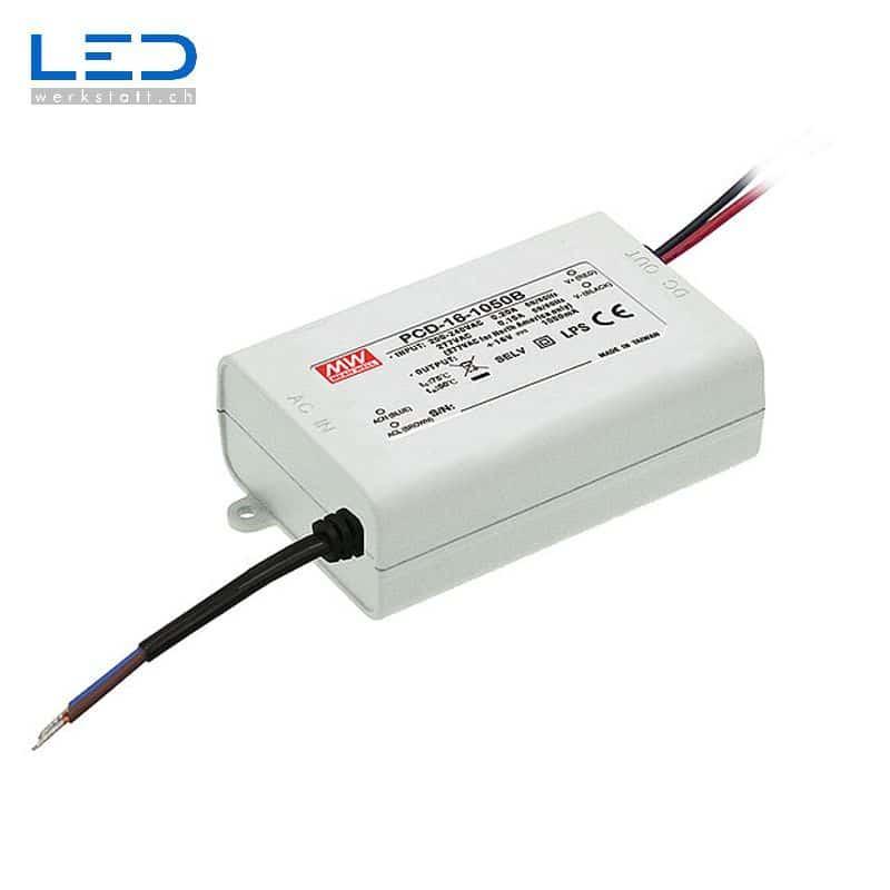 MeanWell PCD-16-1050B, PowerSupply, Konverter, Trafo, LED Netzteile