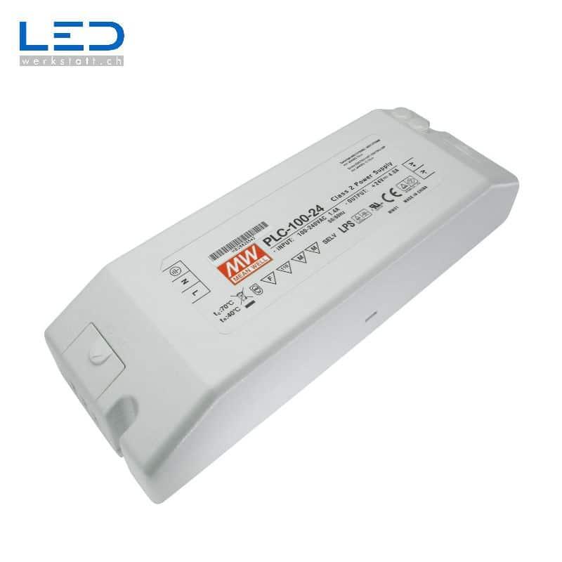 Bildergebnis für MeanWell PLC-100 Series PowerSupply, Konverter, Trafo, LED Netzteile