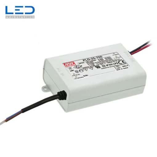 Bildergebnis für MeanWell PLD-25-700 PowerSupply, Konverter, Trafo, LED Netzteile