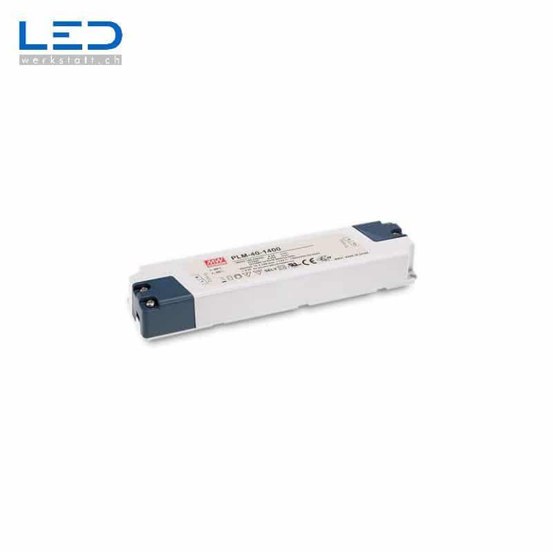 Bildergebnis für MeanWell PLM-40 AC/DC LED PowerSupply PLM-12, PLM-25, PLM-40