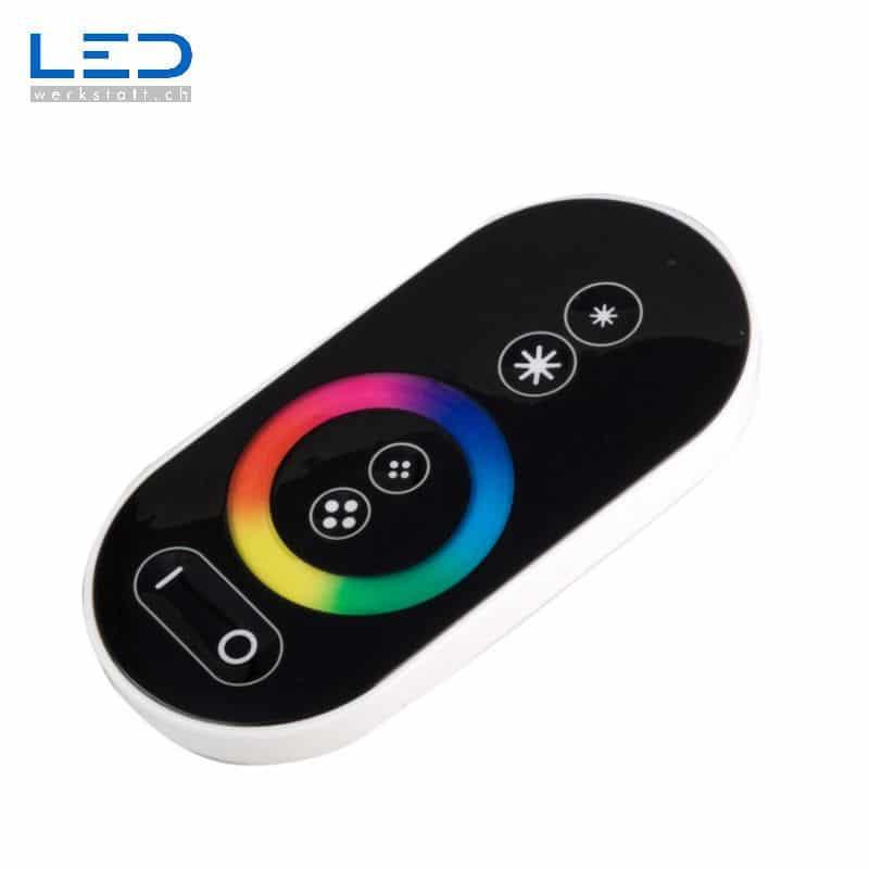 RGB-Toch Fernbedienung mit Controller für RGB LED Strips DC 12-24V
