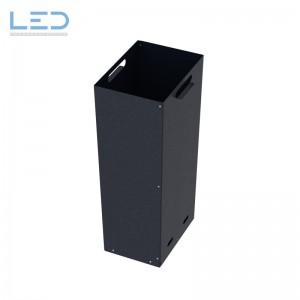 Recyclingstation, Abfallbehälter 60l, Innenbehälter zu Multilith Wertstoffbehälter
