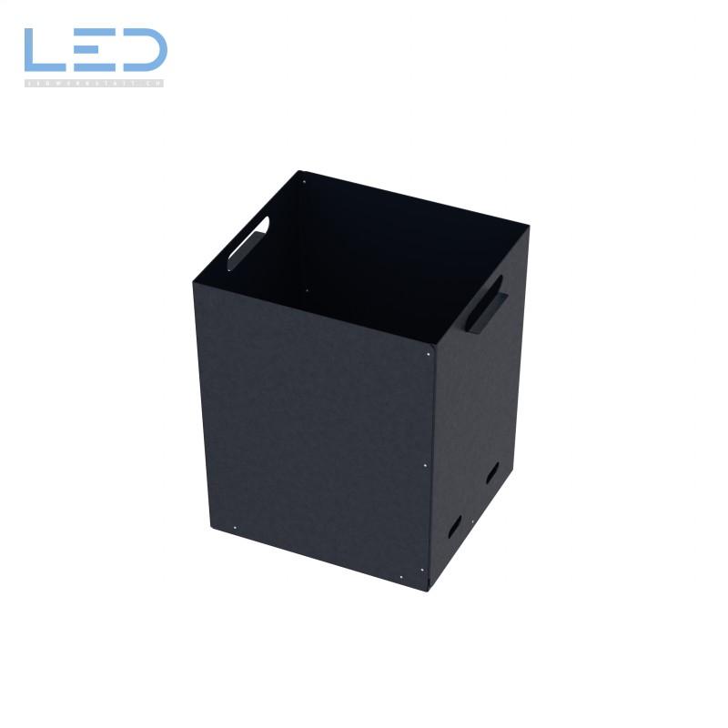 Papier Behälter, Einsatzbehälter 50l zu Multilith Entsorgungsstation. Papiersammler