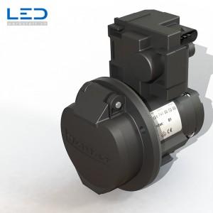 E-Mobility Ladesteckdose IEC 62196-2 Typ 2, Ladestation für Elektroauto