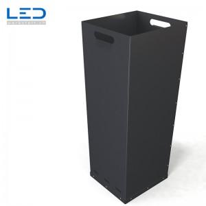 Abfallbehälter 110l, Innenbehälter zu Multilith, Wertstoffbehälter, Abfalleimer für 110l Abfallsack