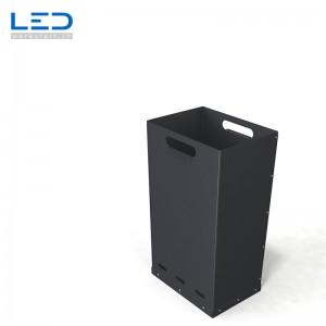 Abfallbehälter 35l, Innenbehälter zu Multilith, Wertstoffbehälter, Abfalleimer für 35l Abfallsack