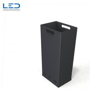Abfallbehälter 60l, Innenbehälter zu Multilith, Wertstoffbehälter, Abfalleimer für 60l Abfallsack