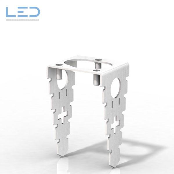 ESOCKET Ankerkorb für Steckdosensockel, Steckdosensäulen, Standascher und Sockelleuchte der Design Linie ESOCKET 350 und 900
