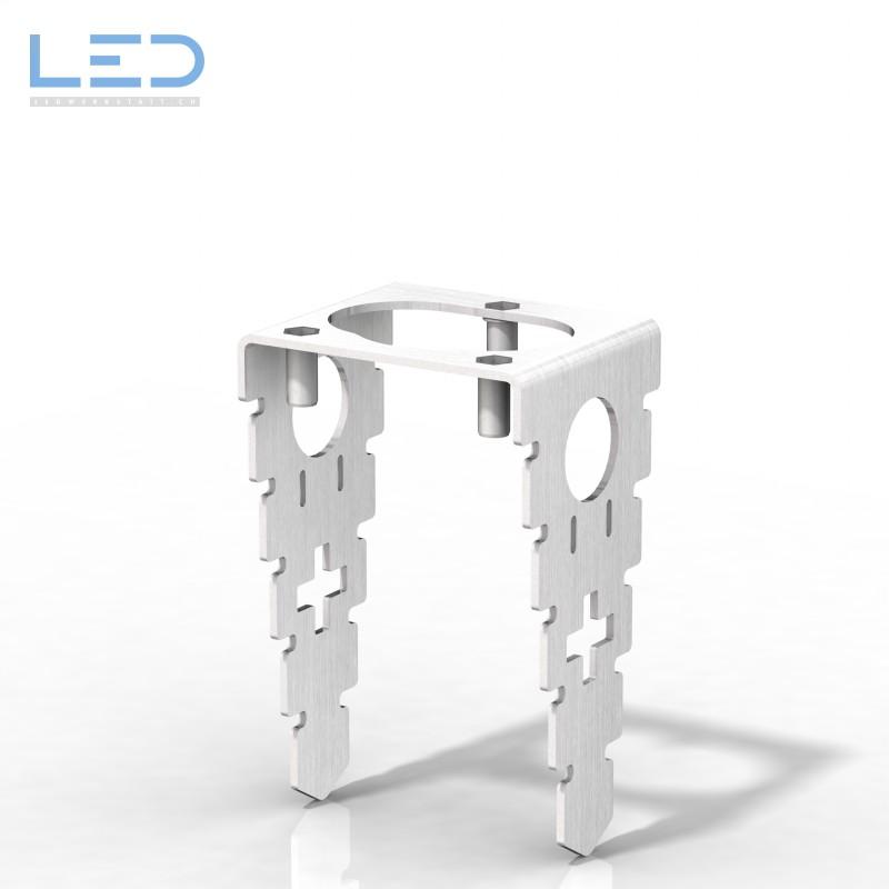 Bildergebnis für ESOCKET Ankerkorb für Steckdosensockel, Steckdosensäulen, Standascher und Sockelleuchte der Design Linie ESOCKET 350 und 900