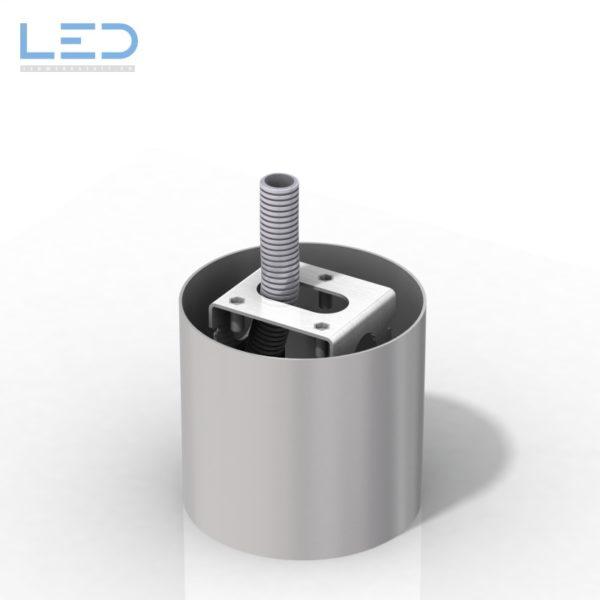 Ankerkorb ESOCKET mit M20 Zuleitung für Fundament