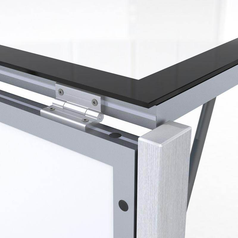 info led leuchtkasten scharnier led werkstatt gmbh. Black Bedroom Furniture Sets. Home Design Ideas