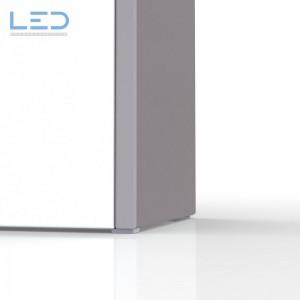 Möbel-Gleiter, Wertstoffbehälter, Wertstoff Trenner, Abfallstation, Recycling