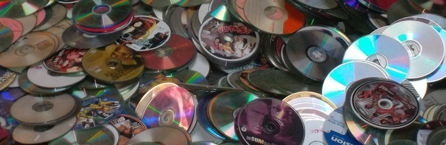 CD-Recycling in der Schweiz