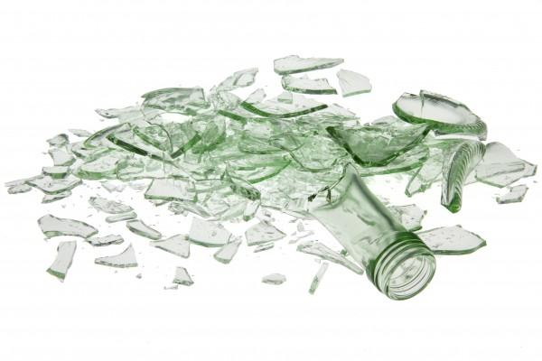 Glas-Flaschen Recyclen, Glas bleibt Glas