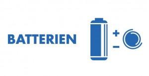 Symbol Batterien