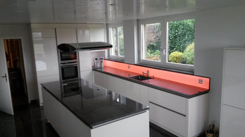 Bildergebnis für LED RGB Leuchtwand, Küchenrückwand, Leuchtpanel LED, RGB WW Leuchtfläche, Deko