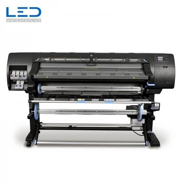Latex Druck HP 260, Grossformatdruck, Digitaldruck, umweltfreundlich Drucken