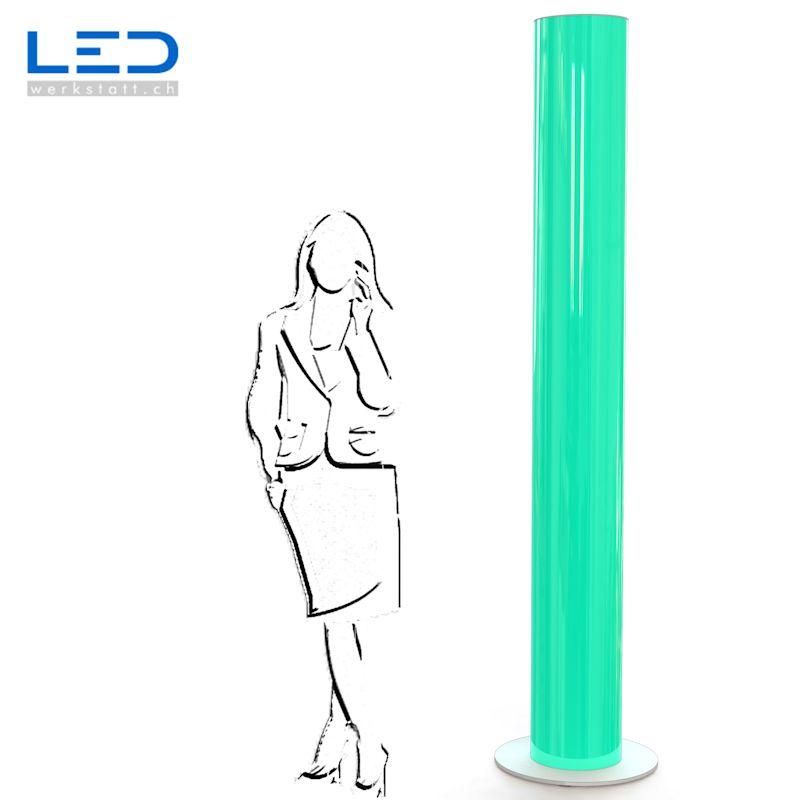 LED Leuchtsäule grün