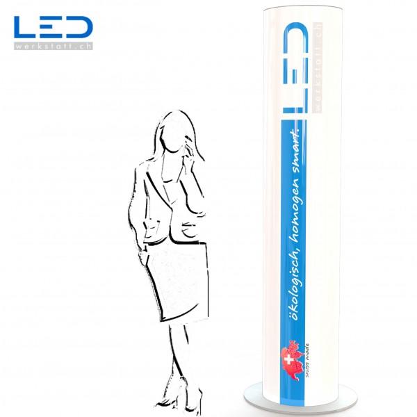 Leuchtsäule LED PY-15275-0_1 Leuchtreklame, Messestand