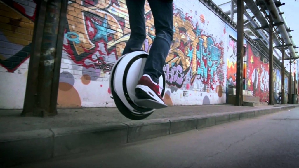 Ninebot One Power Wheel, Scooter, e-mobility