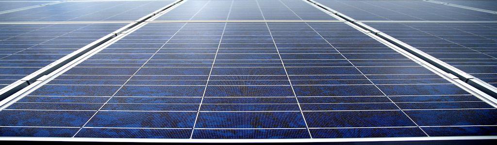 PV Anlage, Ökostrom für unsere Produktion