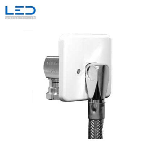Gassteckdose Plug1 zu Gassteckdosensäule, Steckdosensäule ESocket