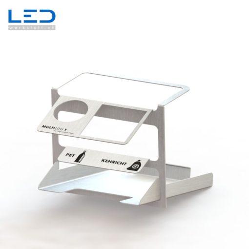 Multilith T Tischabfallbehälter