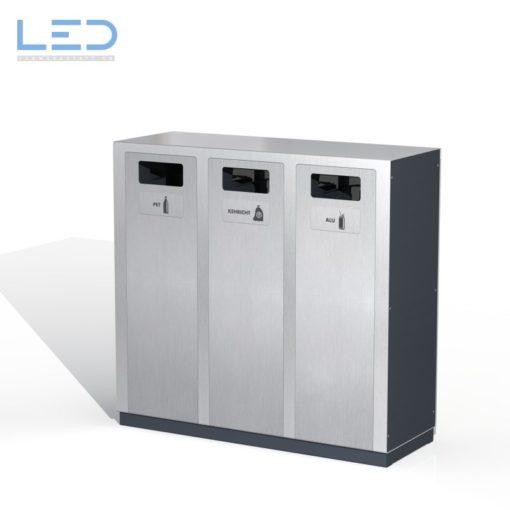 Bildergebnis für Wertstoffbehälter W3, Abfalltrennbehälter, Abfallbehälter