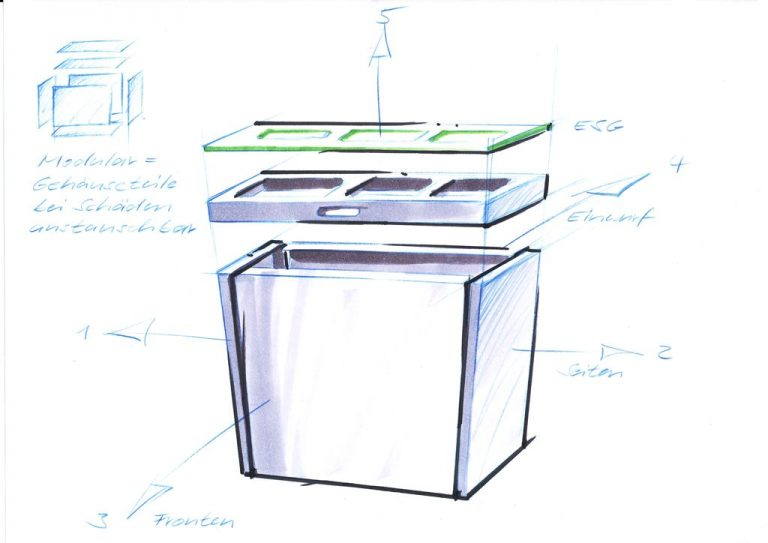 Bildergebnis für Recyclingstation, 110lt , Multilith, Recyclingstation Innen, Recyclingstation Büro, Recyclingstation Edelstahl, Recyclingbehälter Drinnen, Recycling Behälter PET, Abfallbehälter, Wertstoffbehälter, 110 Liter, Swissmade