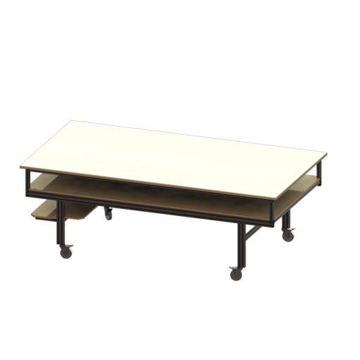 Folientisch, Arbeitstisch, Werkbank, Folien-Tisch, Werkstatteinrichtung