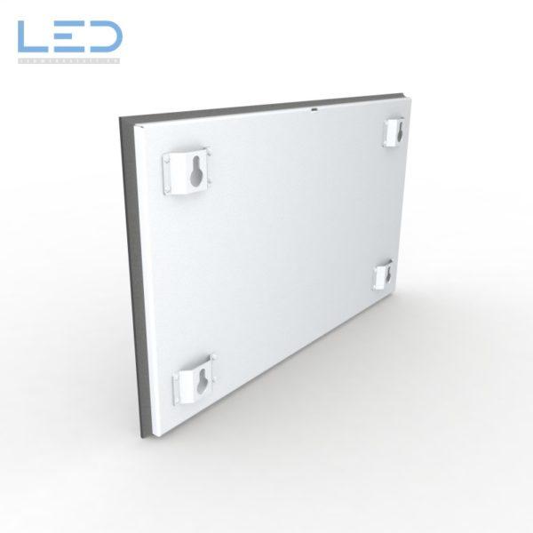 LED Lecuhtschild, Leuchtreklame, Signaletik Schild, Brandschutzleuchte, 24V, 12V, Wandleuchtschild