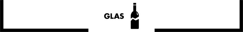 Glas Signet, Logo, Pictogram