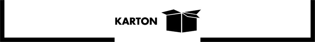 Karton Signet, Carbon, Logo, Pictogram