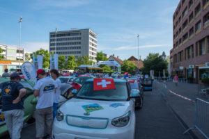 Wave Trophy, Elektro Rally, Fahrzeugbeschriftung, Car Design, Tesla Design, E-Mobility, Kloten
