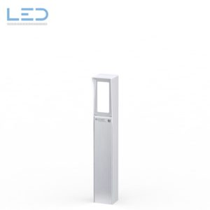 ESOCKET 600-LED, Sockelleuchte, Wegleuchte