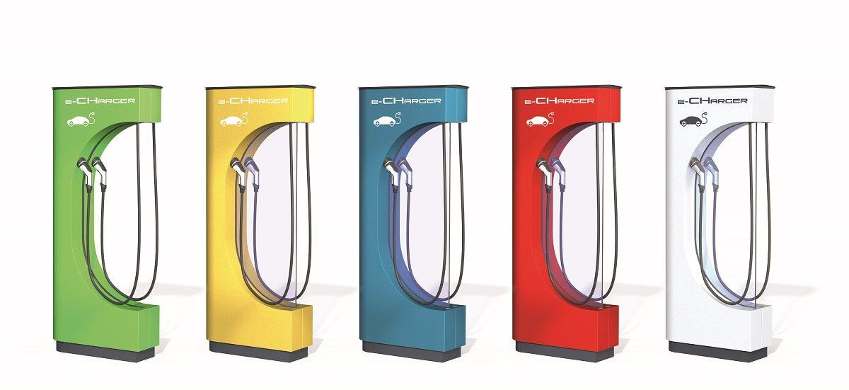 E-Charger Swiss Made, Stromtankstelle, Ladesäule, E-Mobility, 22 kW/h, Ladestation kaufen, Preis, Elektro Auto Ladesäule