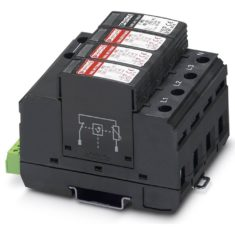Überspannungsschutzgerät Typ 2 - 2859181 - Phoenix Contact, Blitzschutz