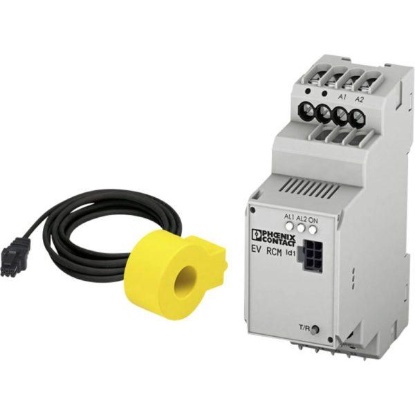 Differenz Fehlerstrommodul - EV-RCM-C1-AC30-DC6, es dient zur AC- und DC-Fehlerstromerfassung in AC-Ladepunkten.