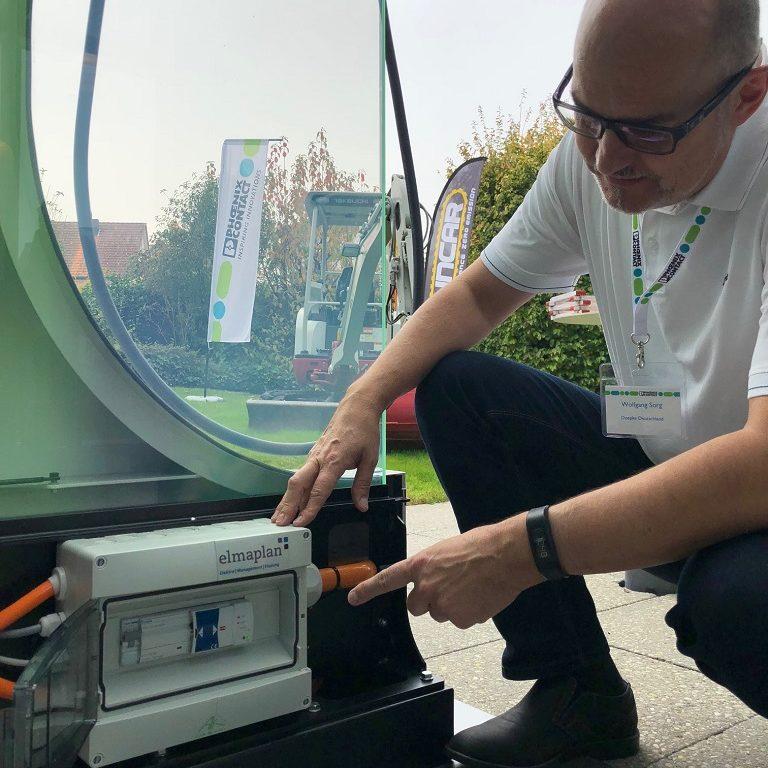 E-Mobility Workshop, Sicherheit beim Laden am E-Charger mit Doepke FI mit Selfcheck und Restart Funktion
