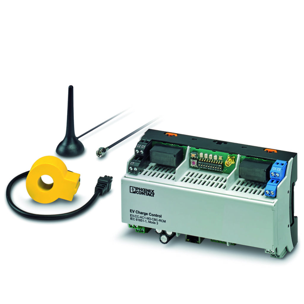 EV Charge Advanced Controller, EV-CC-AC1-M3-CBC-RCM-ETH, Laderegler, E-Mobility