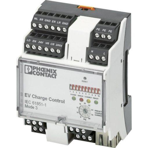 EV Charge Control Advanced Mode 3