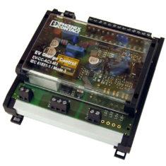 Ladesteuerung AC, E-Mobility, EV Charge Control, Poenix Contact