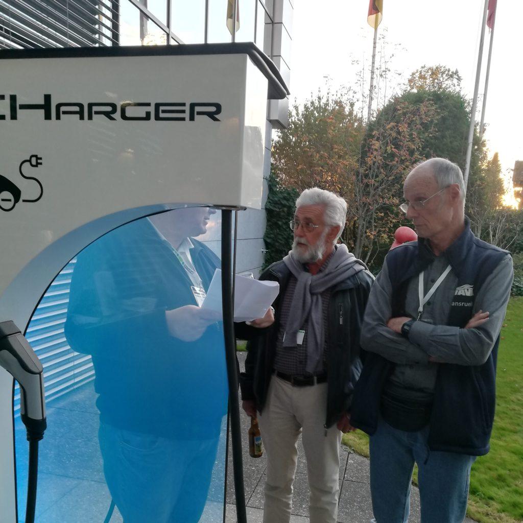 E-Charger, Phoenix Contact E-Mobility Workshop, Lade Lastmanagement, Tagelswangen