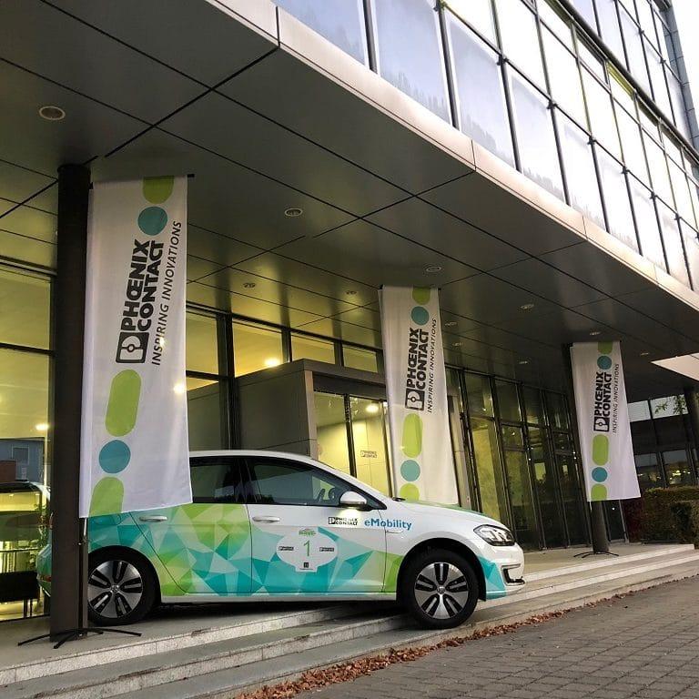 Phoenix Contact Workshop E-Mobility, Lade Lastmanagement, Tagelswangen